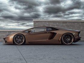 Ver foto 3 de Wheelsandmore Lamborghini Aventador Rabbioso 2012