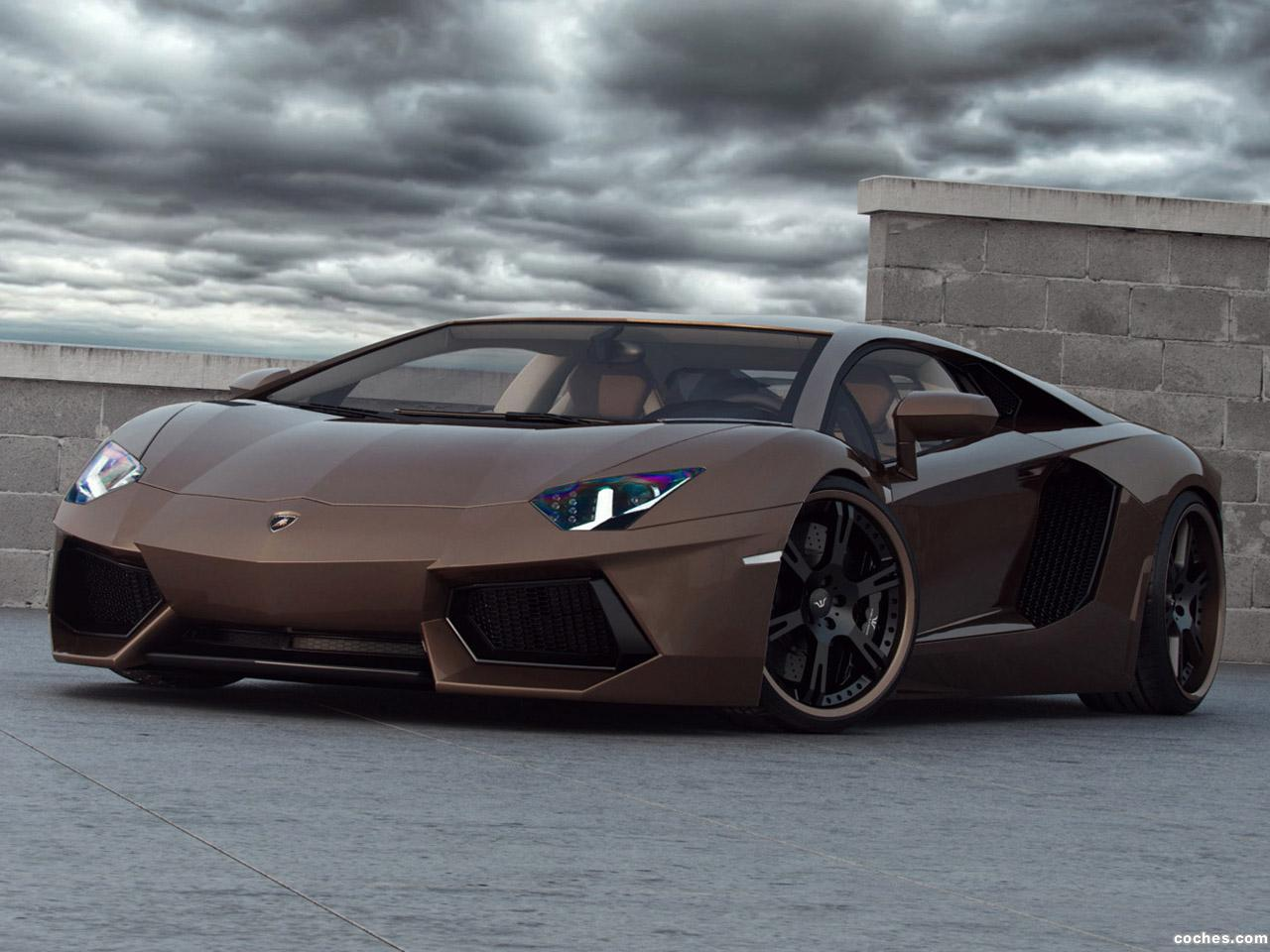 Foto 0 de Wheelsandmore Lamborghini Aventador Rabbioso 2012