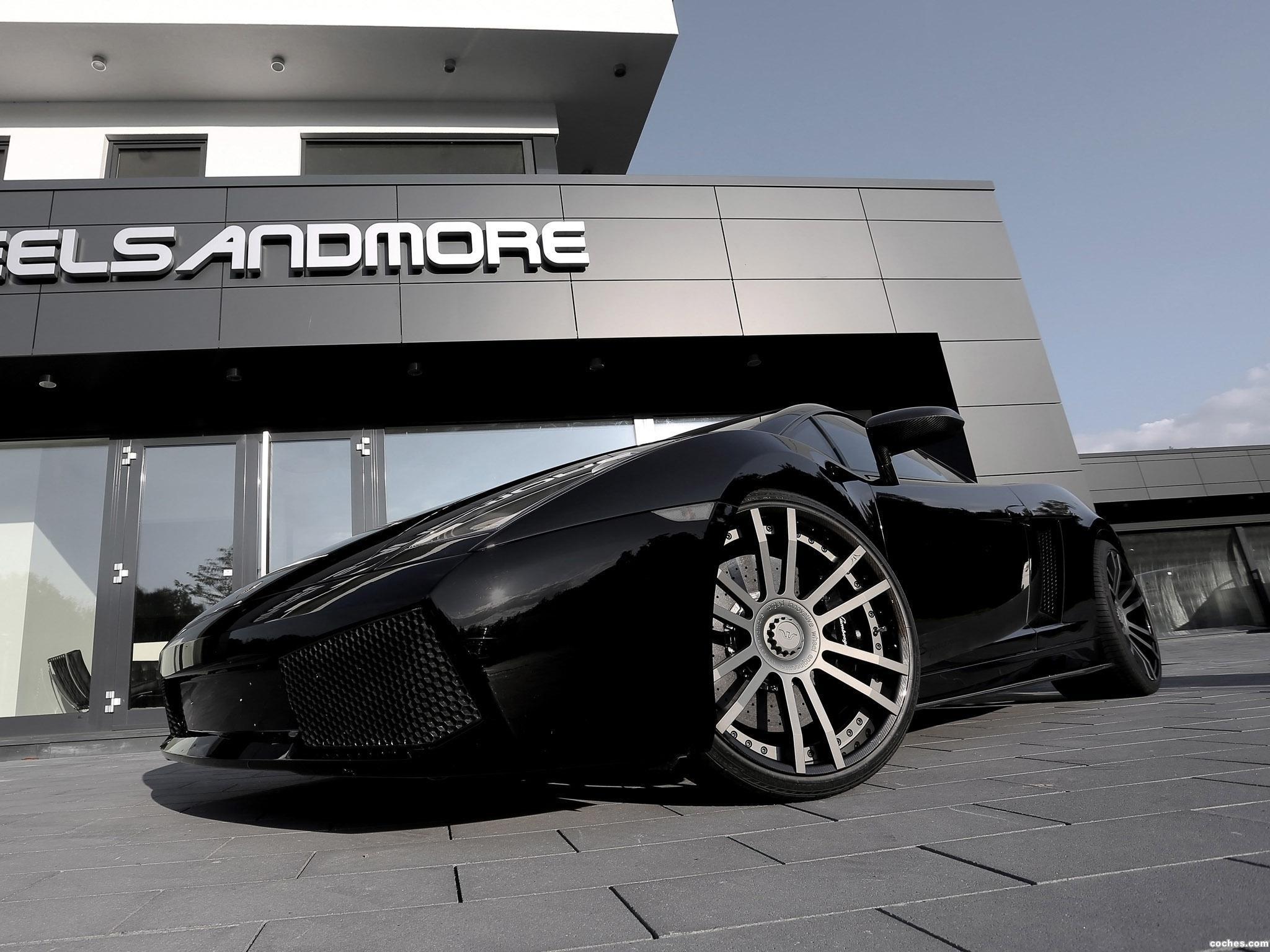 Foto 0 de Wheelsandmore Lamborghini Gallardo 2015