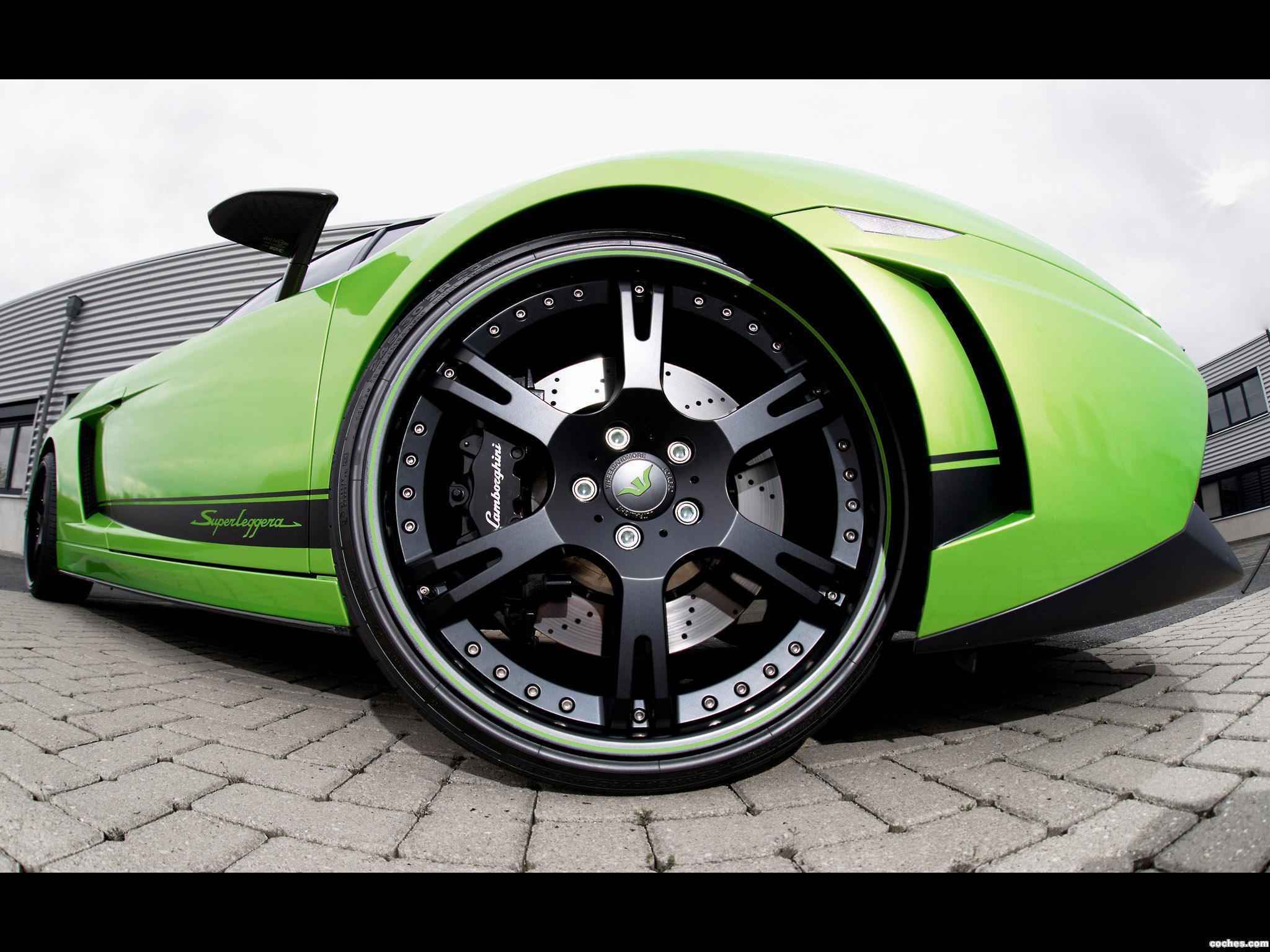 Foto 5 de Wheelsandmore Lamborghini Gallardo LP620-4 Superleggera 2012