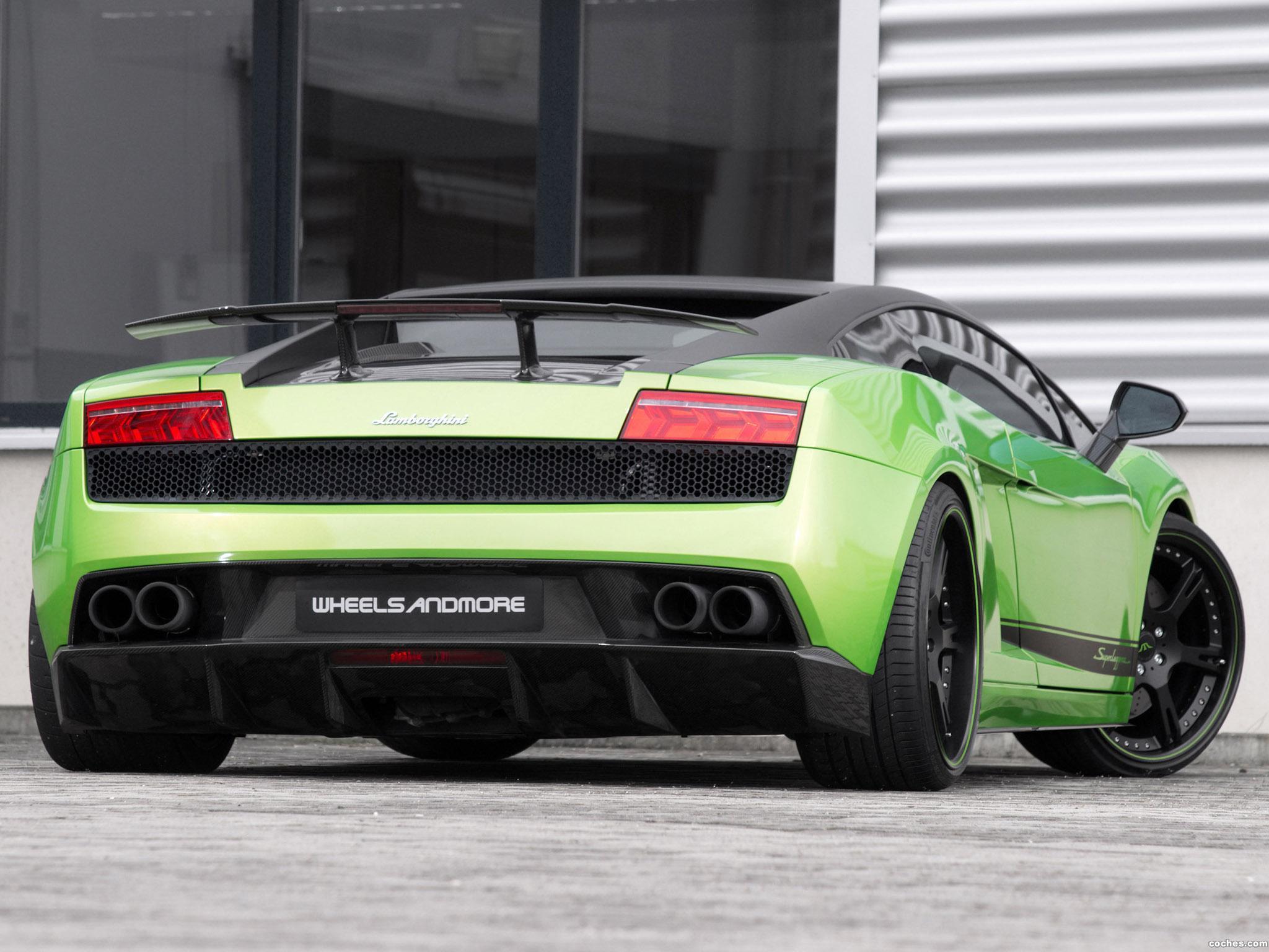 Foto 1 de Wheelsandmore Lamborghini Gallardo LP620-4 Superleggera 2012