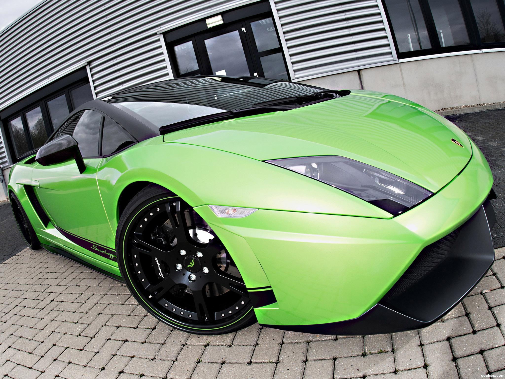 Foto 0 de Wheelsandmore Lamborghini Gallardo LP620-4 Superleggera 2012