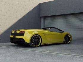 Ver foto 3 de Wheelsandmore Lamborghini Gallardo Spyder 2009