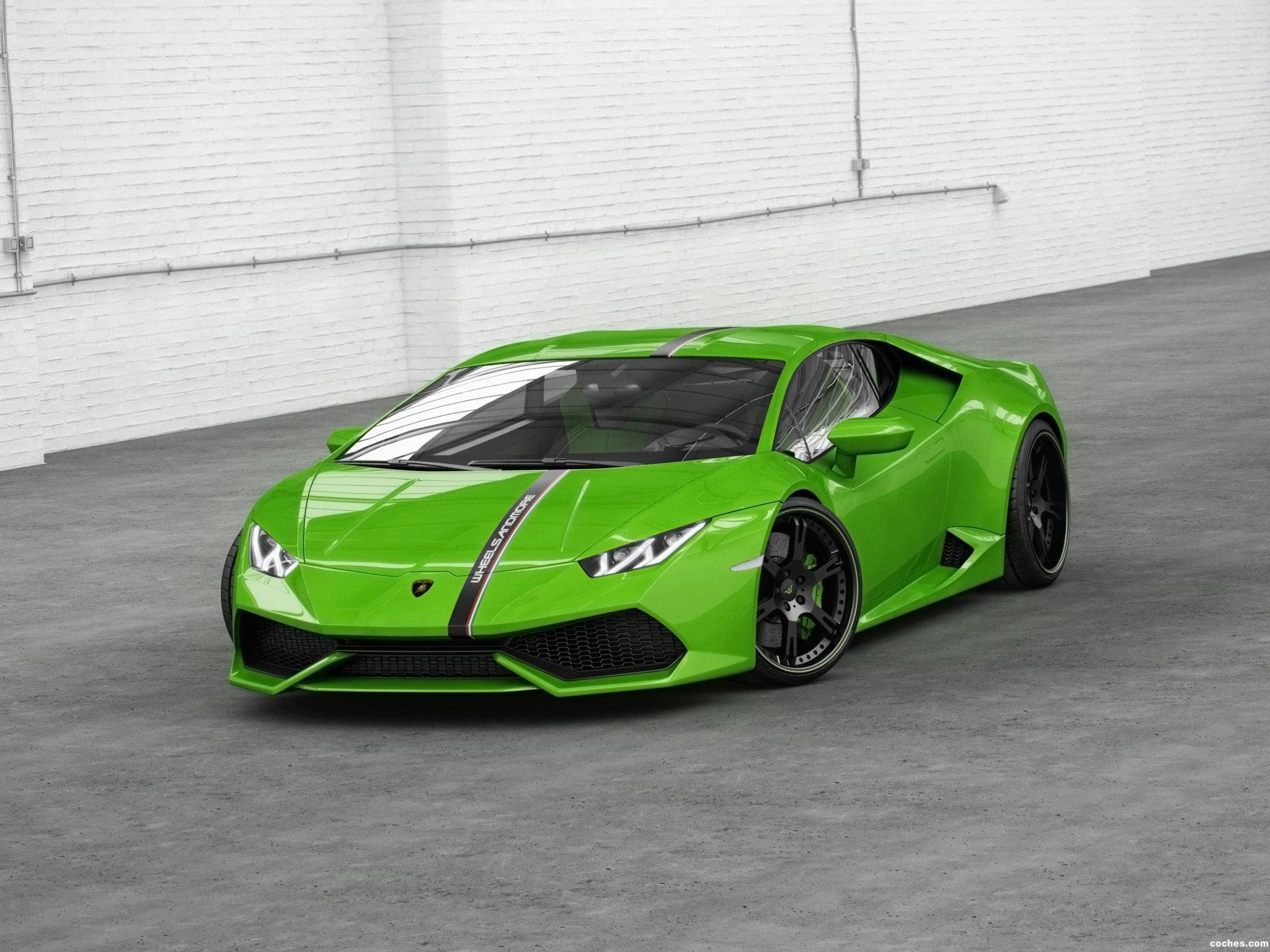 Foto 0 de Wheelsandmore Lamborghini Huracan 2015