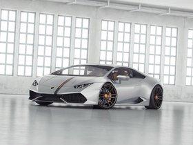 Ver foto 2 de Wheelsandmore Lamborghini Huracan Lucifero LP850-4 2014