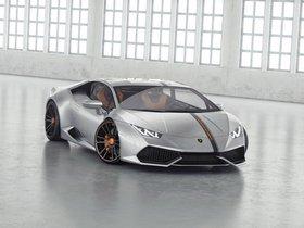 Fotos de Wheelsandmore Lamborghini Huracan Lucifero LP850-4 2014