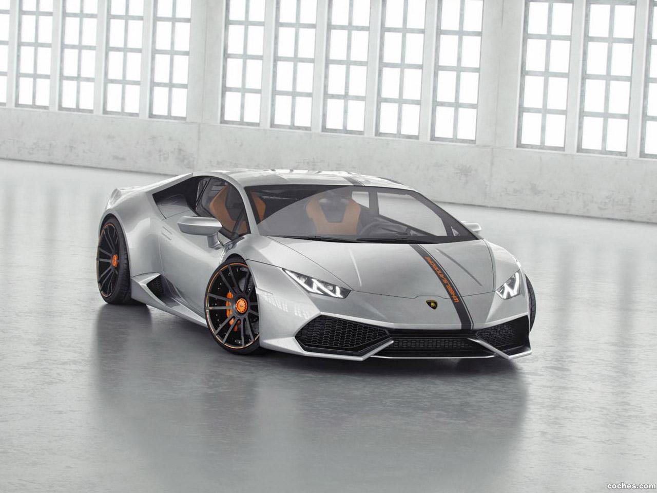 Foto 0 de Wheelsandmore Lamborghini Huracan Lucifero LP850-4 2014