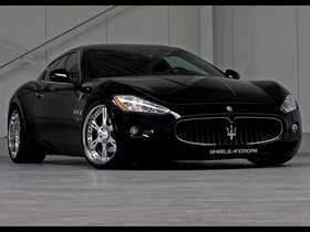 Fotos de Maserati Wheelsandmore GranTurismo 2011
