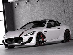 Ver foto 1 de Wheelsandmore Maserati MC Stradale Demonoxiou 2013