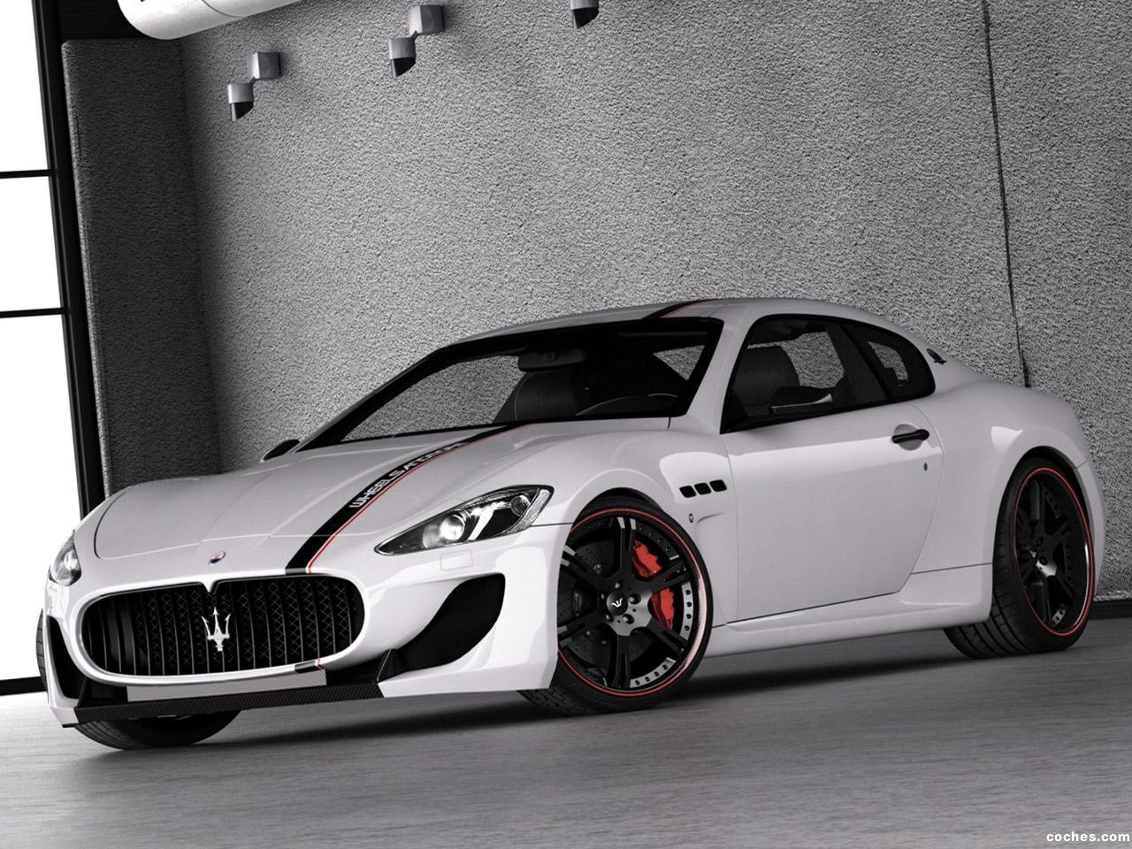 Foto 0 de Wheelsandmore Maserati MC Stradale Demonoxiou 2013