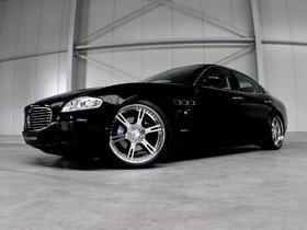 Ver foto 2 de Wheelsandmore Maserati Quattroporte 2011