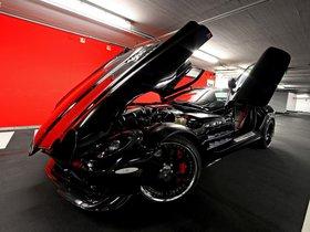 Ver foto 4 de Wheelsandmore Mercedes SLR McLaren 722 Epochall 2011