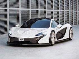 Ver foto 5 de Wheelsandmore McLaren P1 2014