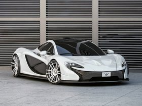 Ver foto 1 de Wheelsandmore McLaren P1 2014
