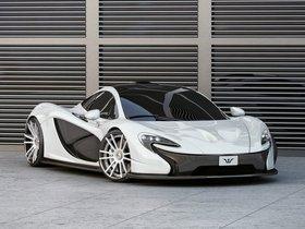 Fotos de Wheelsandmore McLaren P1 2014