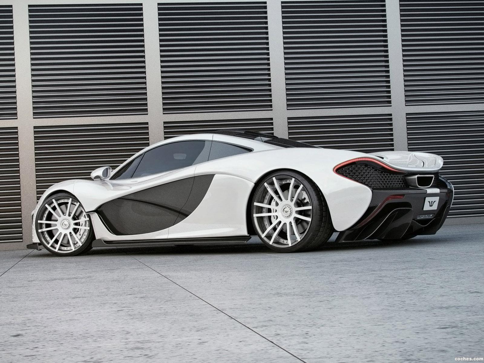 Foto 1 de Wheelsandmore McLaren P1 2014