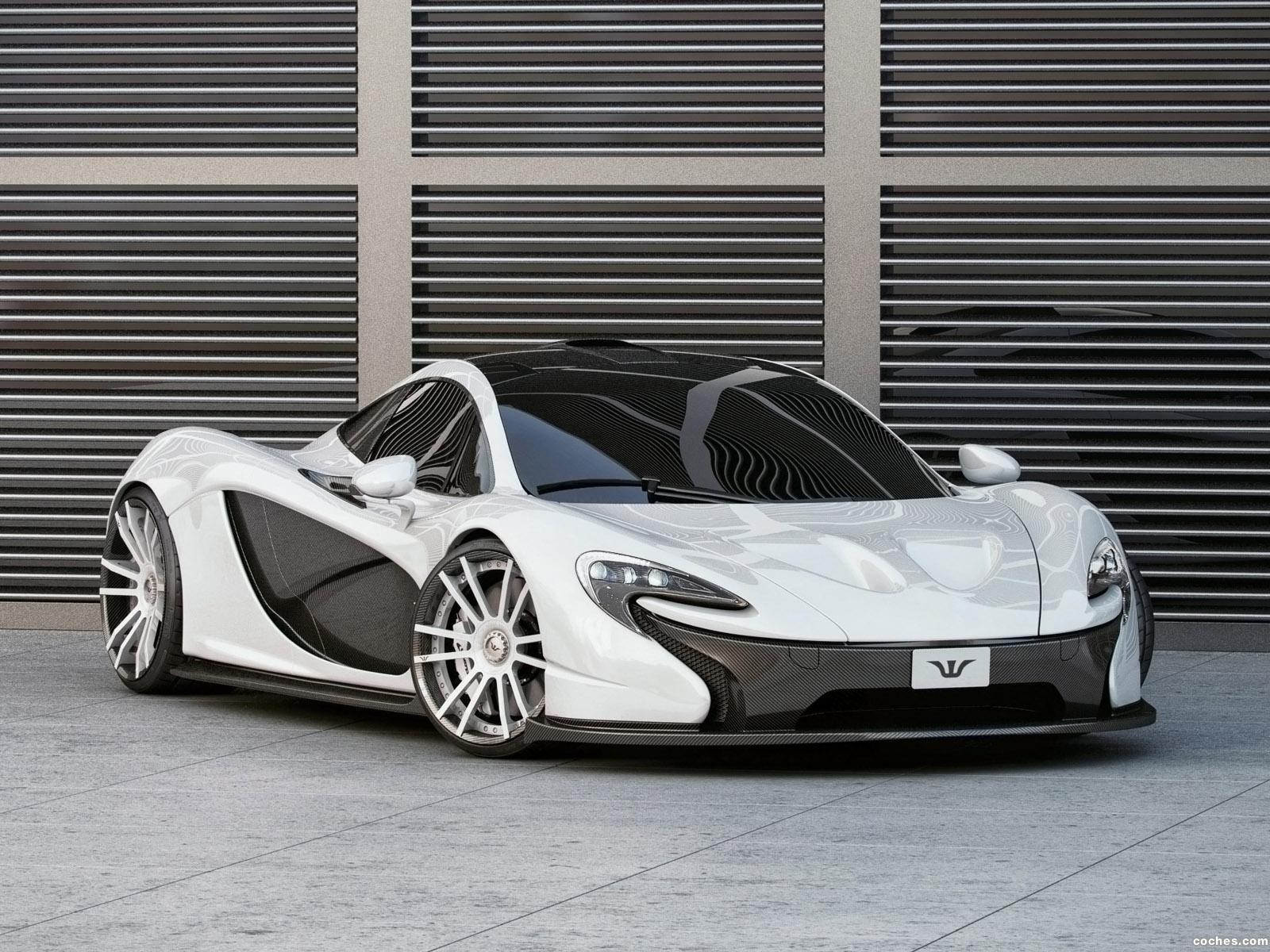Foto 0 de Wheelsandmore McLaren P1 2014