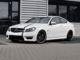 Fotos de Mercedes Wheelsandmore C63 AMG Coupe 2012