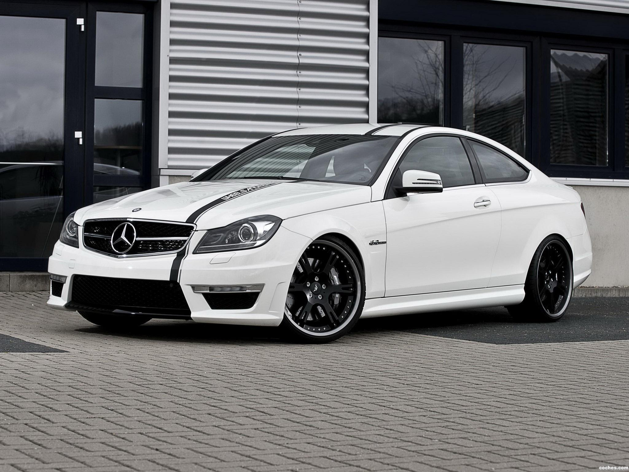 Foto 0 de Mercedes Wheelsandmore C63 AMG Coupe 2012