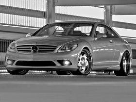 Fotos de Mercedes wheelsandmore CL45 C216 2009