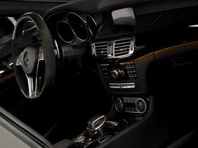Ver foto 7 de Wheelsandmore Mercedes CLS 63 AMG Seven-11 C218 2012