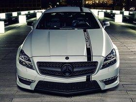 Ver foto 8 de Wheelsandmore Mercedes CLS 63 AMG Seven-11 C218 2012