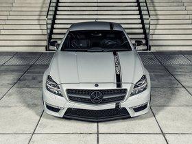 Ver foto 3 de Wheelsandmore Mercedes CLS 63 AMG Seven-11 C218 2012