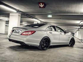 Ver foto 2 de Wheelsandmore Mercedes CLS 63 AMG Seven-11 C218 2012