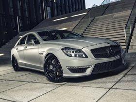 Fotos de Wheelsandmore Mercedes CLS 63 AMG Seven-11 C218 2012