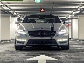 Ver foto 10 de Wheelsandmore Mercedes CLS 63 AMG Seven-11 C218 2012