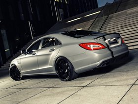 Ver foto 9 de Wheelsandmore Mercedes CLS 63 AMG Seven-11 C218 2012