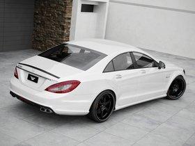 Ver foto 5 de Wheelsandmore Mercedes CLS63 AMG 2011