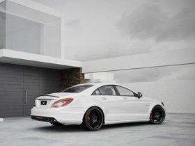 Ver foto 4 de Wheelsandmore Mercedes CLS63 AMG 2011