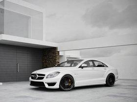 Ver foto 3 de Wheelsandmore Mercedes CLS63 AMG 2011