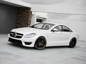 Fotos de Wheelsandmore Mercedes CLS63 AMG 2011