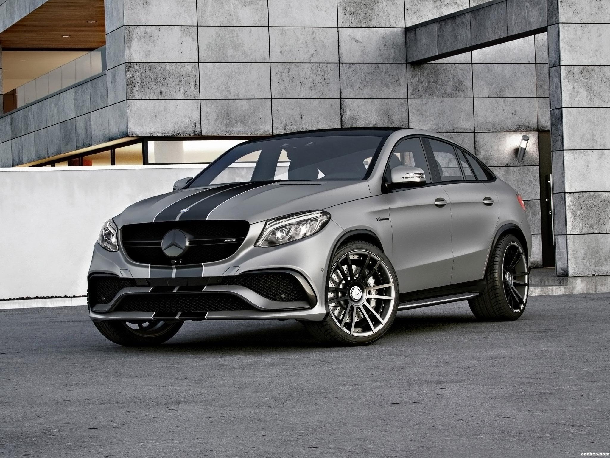 Foto 0 de Wheelsandmore Mercedes GLE 63 AMG 2015