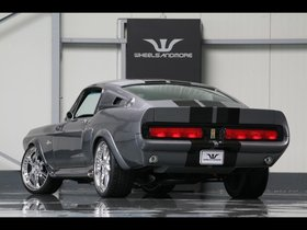 Ver foto 3 de Wheelsandmore Shelby Mustang GT500 Eleanor 2009