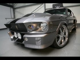 Ver foto 2 de Wheelsandmore Shelby Mustang GT500 Eleanor 2009