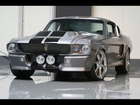 Ver foto 1 de Wheelsandmore Shelby Mustang GT500 Eleanor 2009