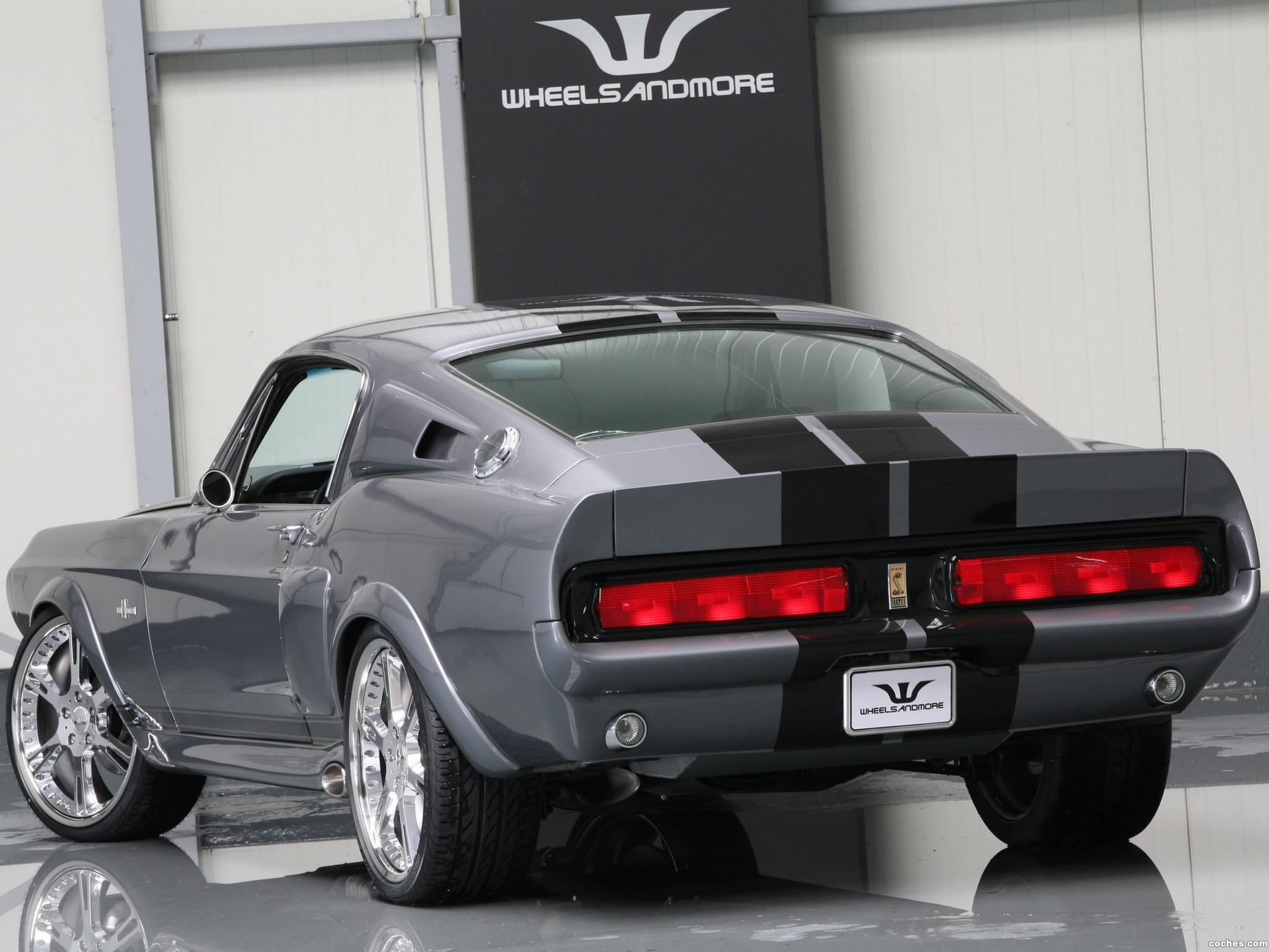 Foto 7 de Wheelsandmore Shelby Mustang GT500 Eleanor 2009