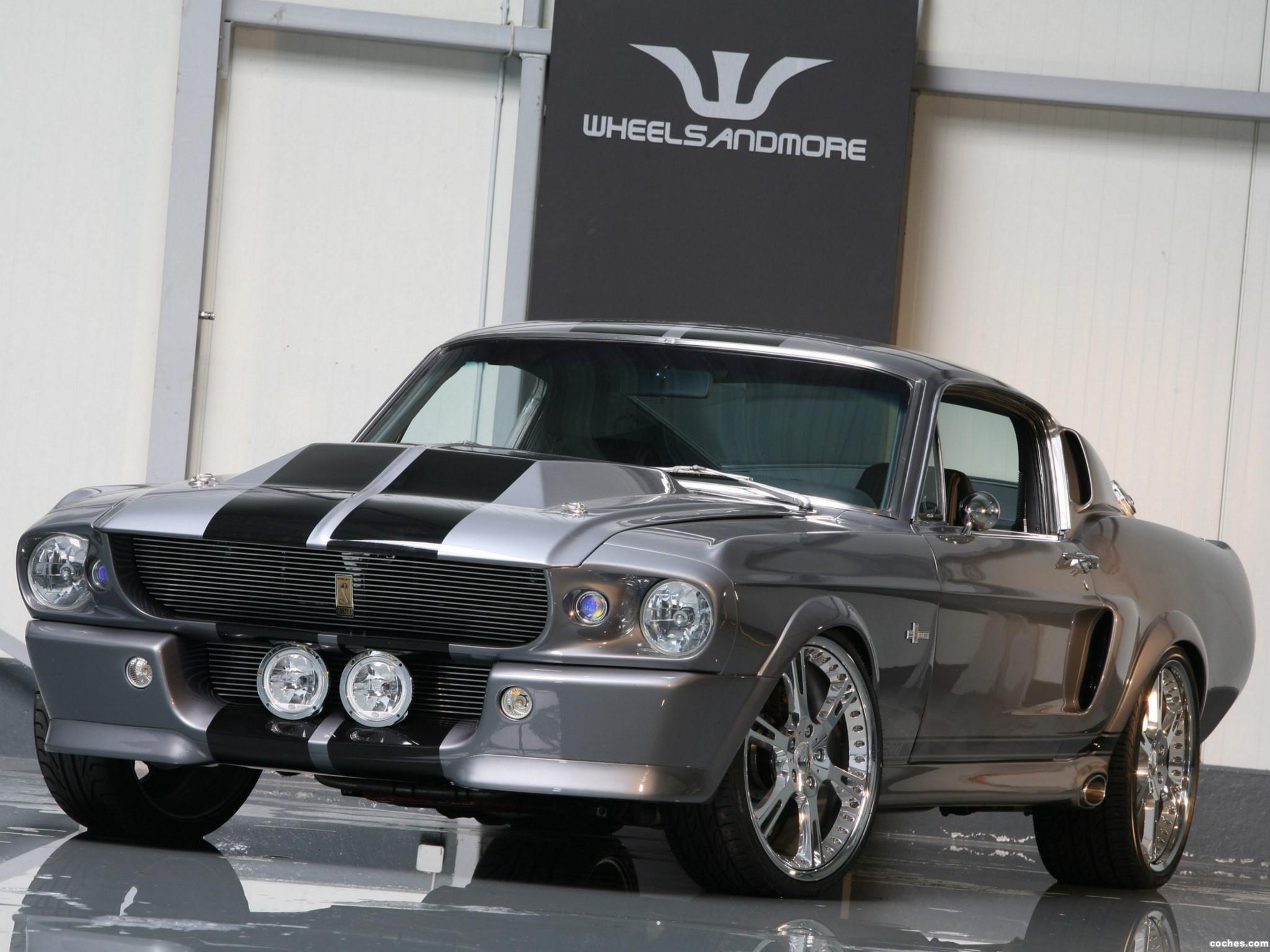 Foto 6 de Wheelsandmore Shelby Mustang GT500 Eleanor 2009
