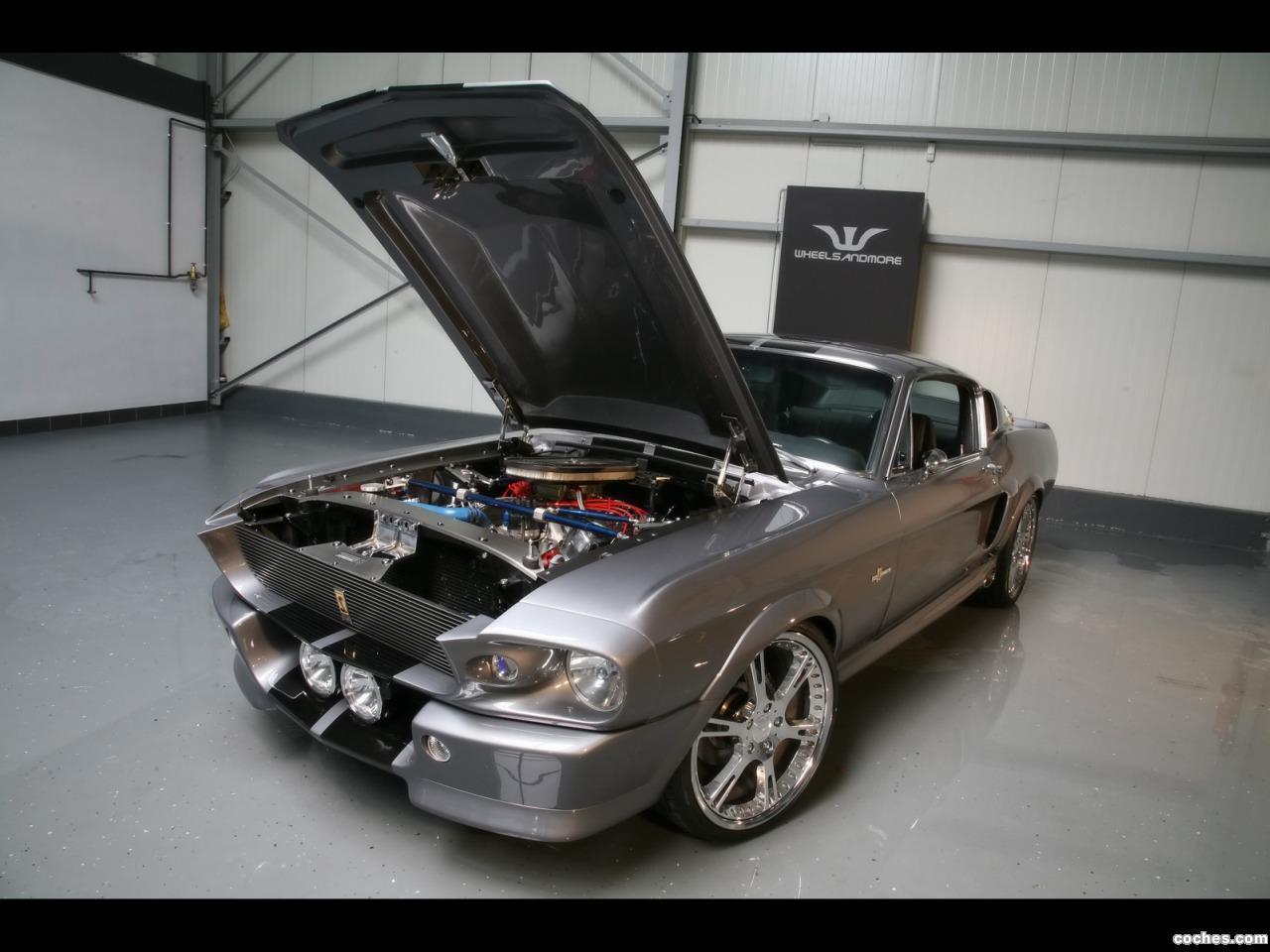 Foto 4 de Wheelsandmore Shelby Mustang GT500 Eleanor 2009