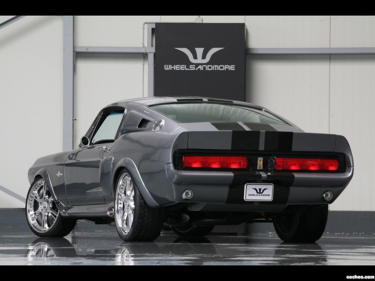 Foto 2 de Wheelsandmore Shelby Mustang GT500 Eleanor 2009