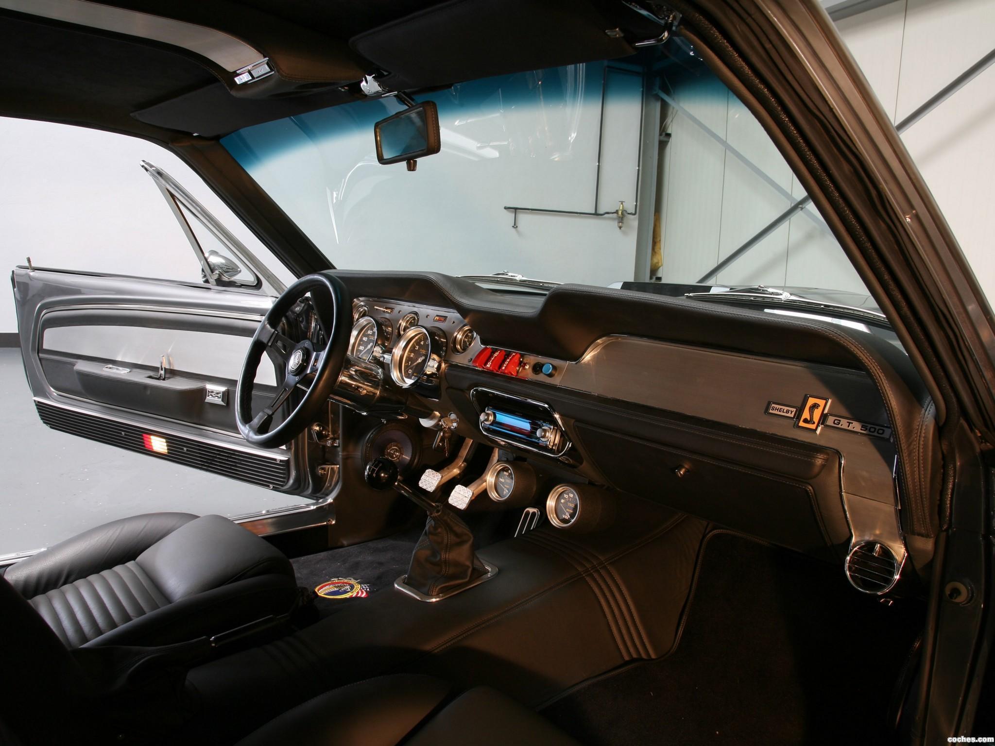 Foto 10 de Wheelsandmore Shelby Mustang GT500 Eleanor 2009