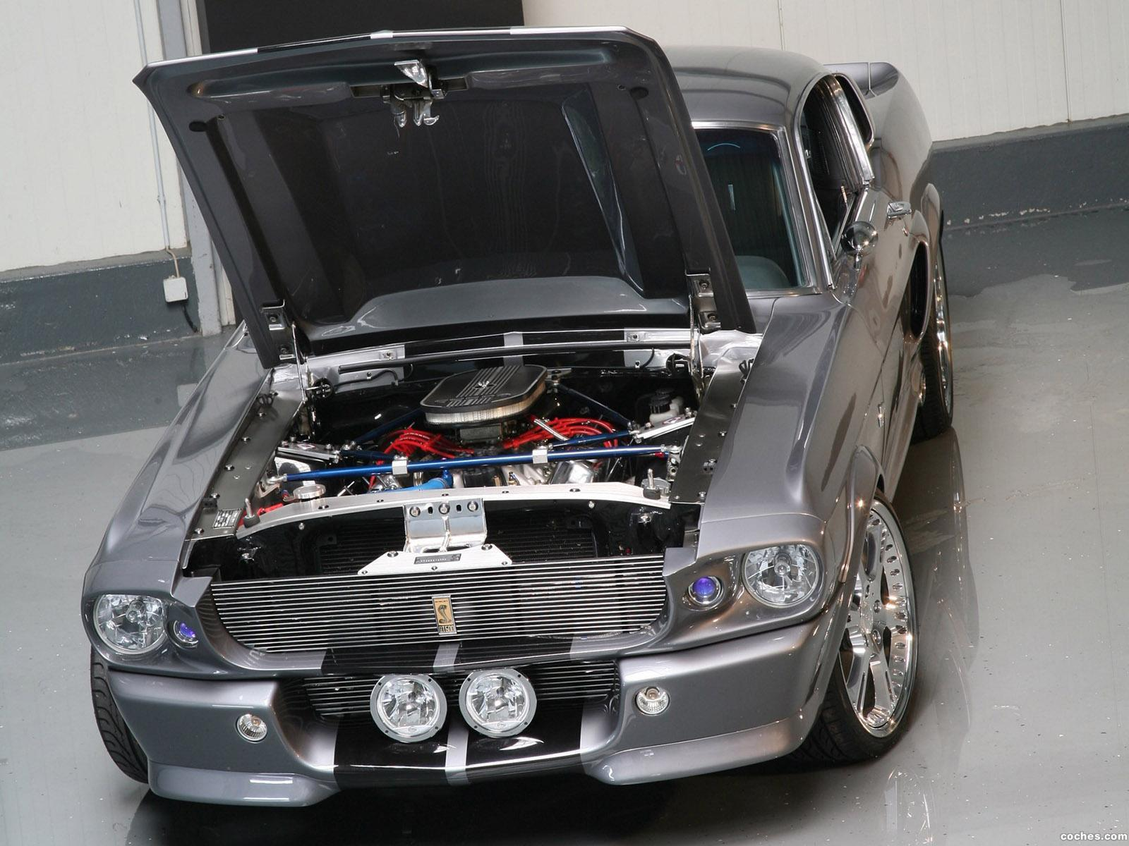 Foto 9 de Wheelsandmore Shelby Mustang GT500 Eleanor 2009