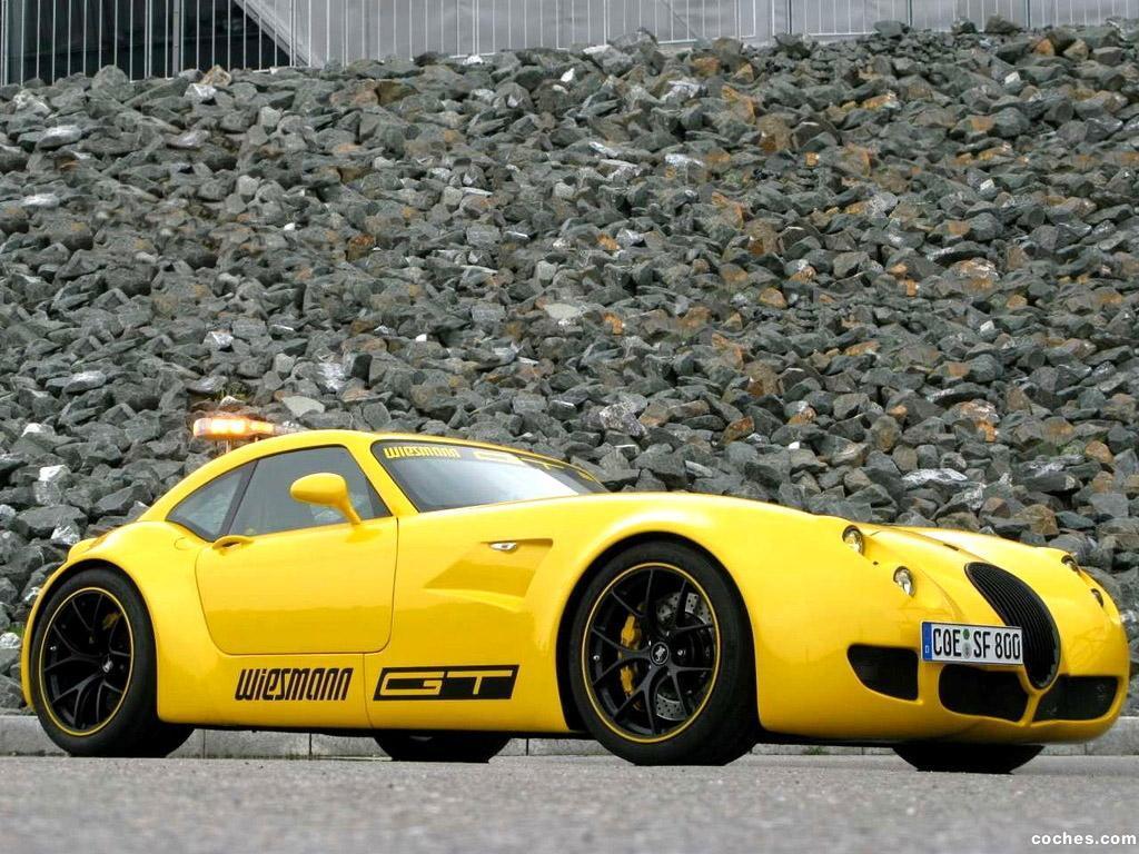 Foto 0 de Wiesmann GT MF5 Pace Car 2009