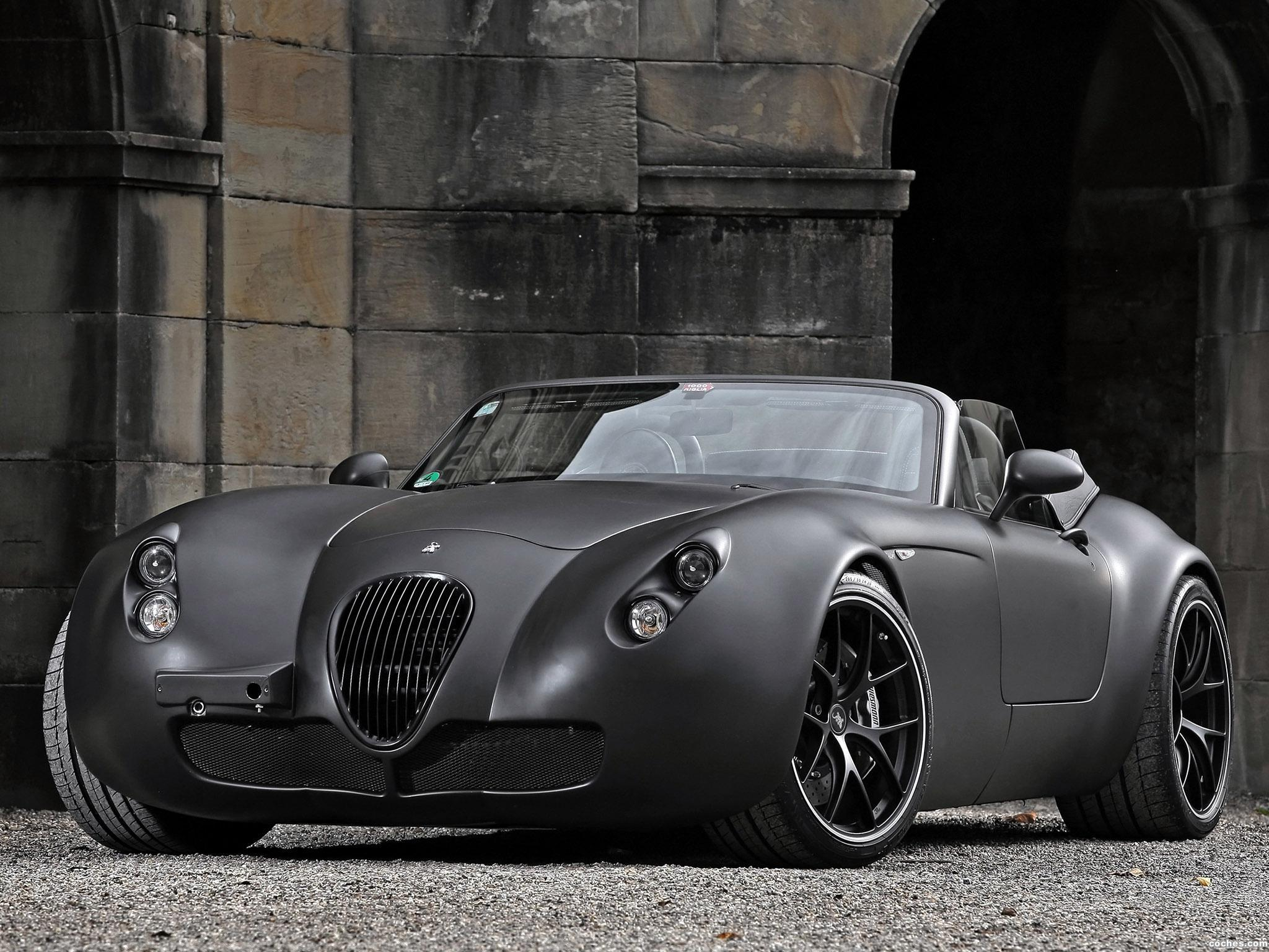 Foto 0 de Wiesmann MF5 Roadster Black Bat 2011