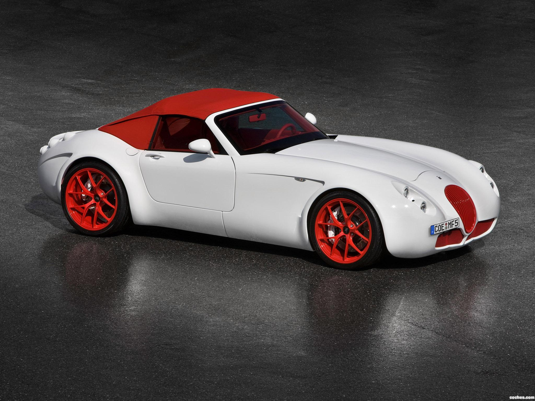 Foto 0 de Wiesmann Roadster MF5 Limited Edition 2009