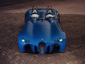 Ver foto 10 de Wiesmann Spyder Concept 2011