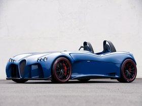 Ver foto 1 de Wiesmann Spyder Concept 2011